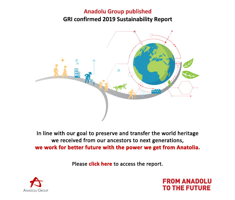 Anadolu Group Published